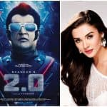 You will never believe what Rajinikanth confessed to his 2.0 co-star Amy Jackson