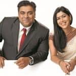 Sakshi Tanwar and Ram Kapoor begin shooting for Ekta Kapoor's new webseries Kehte Hai Opposites Attract