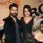 Ranveer Singh promotes Farhan Akhtar and Shraddha Kapoor's Rock on 2 in his usual style