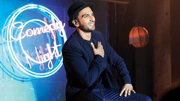 REVEALED! Ranveer Singh plays a standup comedian in Befikre