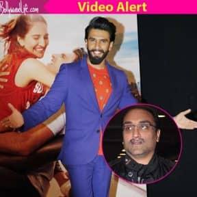 Ranveer Singh mimics Aditya Chopra and it is damn hilarious – watch video