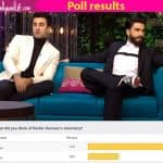Ranbir Kapoor and Ranveer Singh's bromance was FAKE on Koffee with Karan think fans