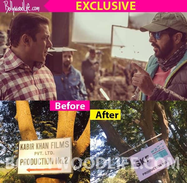 Salman Khan and kabir khan's FALLOUT  goes public!
