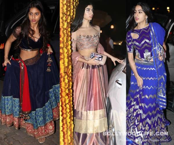 Sara Ali Khan, Suhana Khan or Khushi Kapoor – who looked like an ultimate PATAKA this Diwali?