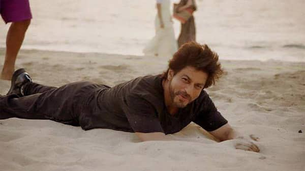 Shah Rukh Khan doesn't use soap while bathing – watch video