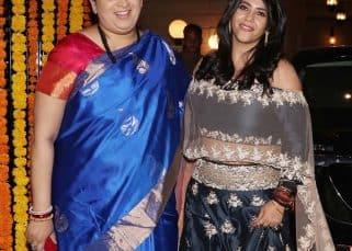 Is Smriti Irani teaming up with Ekta Kapoor after 8 years ?