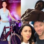 Alia's cycle ride, Parineeti's fan moment and Tiger's hot abs - check the celebs who rocked Instagram this week