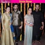 Divyanka Tripathi - Vivek Dahiya, Anita - Rohit, Suyyash - Kishwer - who was the most stylish couple at Ekta Kapoor's Diwali bash?