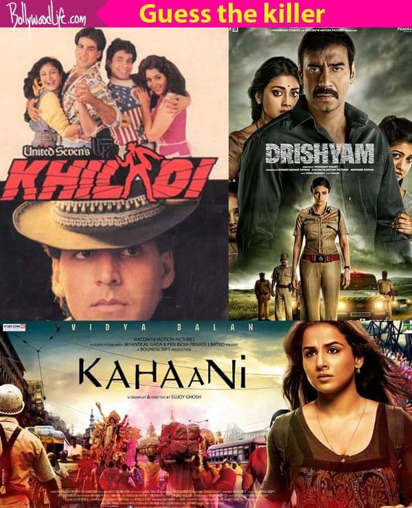 Ajay Devgn's Drishyam, Vidya Balan's Kahaani, Akshay Kumar's Khiladi – 10 popular Bollywood whodunits and how they fared at BO