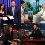 Priyanka Chopra on The Jimmy Kimmel Live or The Ellen Degeneres Show - which talk show appearance did you like the most?