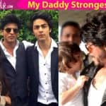 10 pics that prove Shah Rukh Khan is a highly protective father!