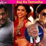 This is what Salman Khan, Shah Rukh Khan, Deepika Padukone have to say about Donald Trump's victory