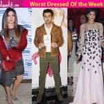 Priyanka Chopra, Ranbir Kapoor, Jacqueline Fernandez - meet the worst dressed celebs of the week