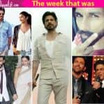 Shah Rukh Khan-Hrithik Roshan partying together to Ranveer-Deepika's PDA - meet the top 5 newsmakers of the week