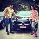 Sangram Singh gifts a swanky Mercedes to girlfriend Payal Rohatgi on her birthday