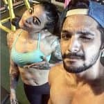 Boyfriend Yuvraj Thakur wishes Bani J in the most romantic way possible! Could she have asked for more on her birthday?