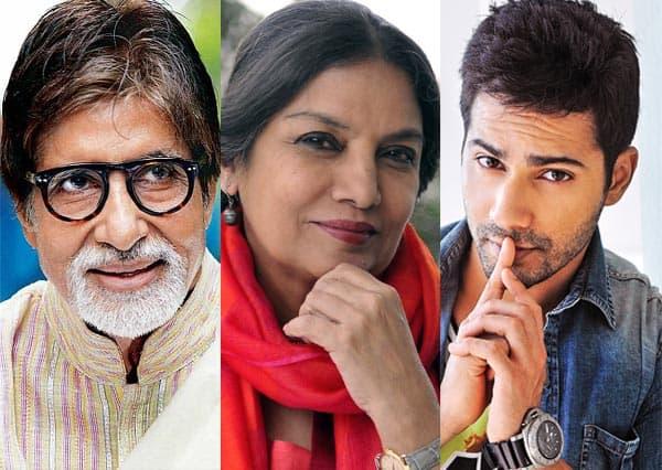 Varun Dhawan, Amitabh Bachchan, Shabana Azmi – Bollywood extends their prayers to the martyrs of 26/11 attack