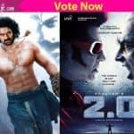 Prabhas' Baahubali 2 vs Rajinikanth's 2.0: Which movie's first look did you like better?