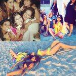 Asha Negi's black bikini avatar steals the thunder from Kishwer Merchantt at her bachelorette trip - view pics!