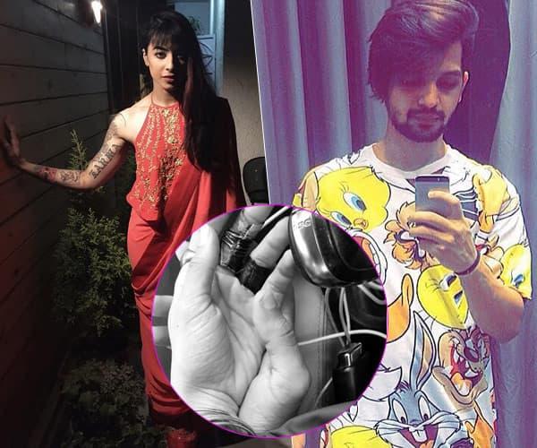 bigg boss 10 contestant bani's boyfriend yuvraj thakur wishes her birthday in the sweetest way, watch video