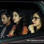 Jhanvi Kapoor makes her first OFFICIAL appearance with her boyfriend at the Dear Zindagi screening - view HQ pics