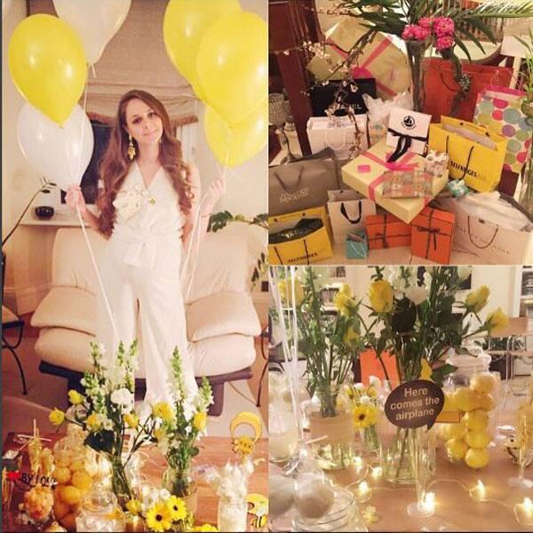 Rannvijay Singha's wife Prianka looks like a million bucks at her baby shower