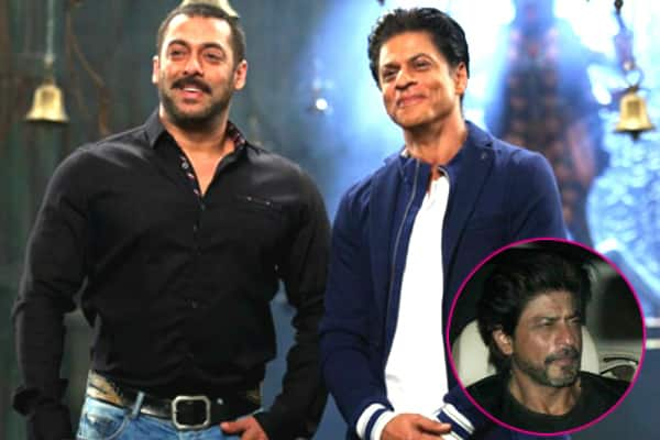 Shah Rukh and Salman Khan party while the whole world sleeps – view HQ pics