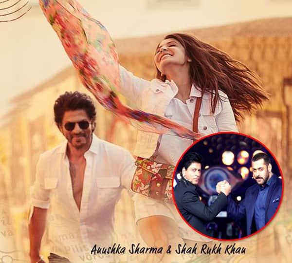 salman khan release shahrukh khan film poster