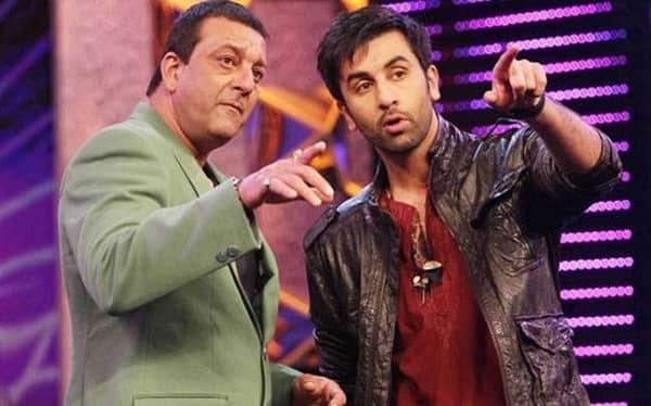 Ranbir Kapoor's Sanjay Dutt biopic will NOT talk about his this close friend