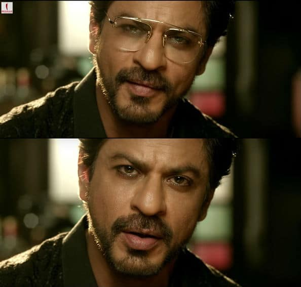 11 stills of Shah Rukh Khan from Raees teaser that left us hypnotised