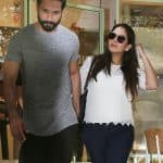 Shahid Kapoor and Mira Rajput go on a lunch date minus baby Misha - view HQ pics