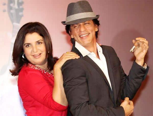 Why Farah Khan wasn't part of Shah Rukh Khan's birthday celebration at Alibaug?