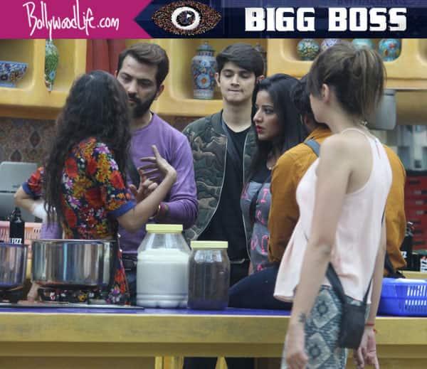 Bigg Boss 10 29th November Episode 45 highlights: Mona Lisa and Priyanka Jagga get into an UGLY cat-fight