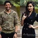 Shraddha Kapoor and Farhan Akhtar floor Delhi with Rock On 2 promotions