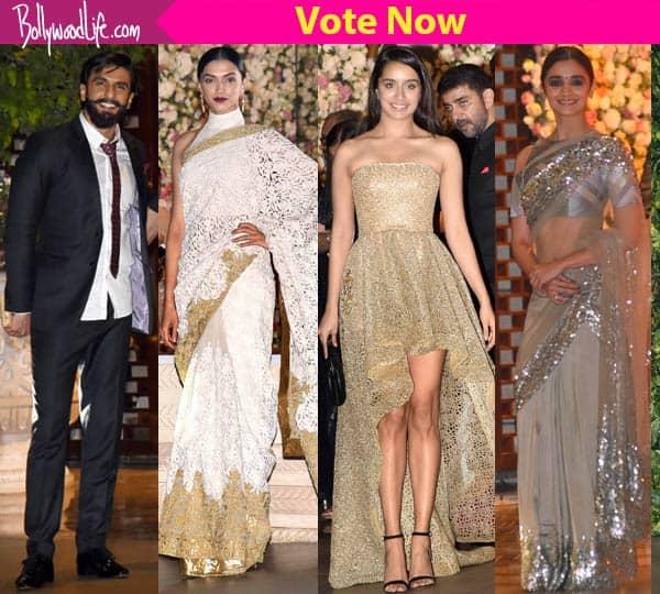 Deepika Padukone, Ranveer Singh, Shah Rukh Khan, Alia Bhatt – celebs who LIT UP Ambani's bash