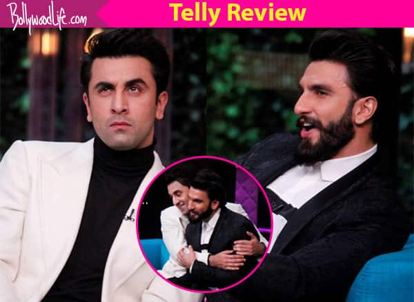 Koffee With Karan 5 Episode 4 review: Ranveer Singh and Ranbir Kapoor discuss LOVE, SEX and DHOKA – watch video!