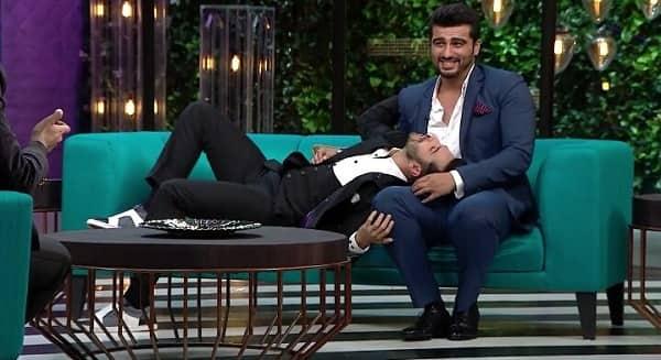 Salman Khan, Katrina Kaif to go on a Koffee date?