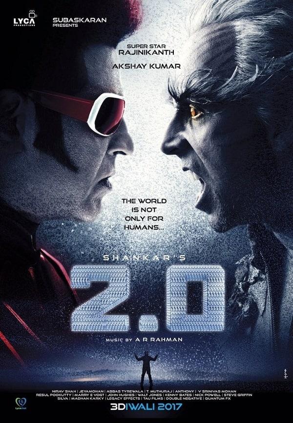 Rajinikanth is injured while shooting action scene of 2.0
