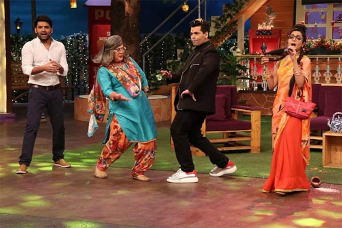 The Kapil Sharma Show: Karan Johar reveals secrets about Shah Rukh