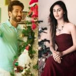 Jennifer Winget, Krystle D'Souza, Nakuul Mehta, Erica Fernandes celebrate Christmas in style - view pics!
