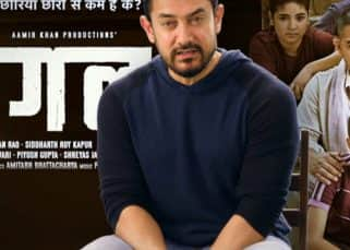 Aamir Khan is all praises for Dangal title track, that's out on December 8 - watch video