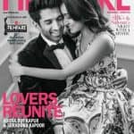 Shraddha Kapoor and Aditya Roy Kapur can't keep their hands off each other on a mag cover