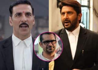 Jolly LLB 2 director Subhash Kapoor reacts to Akshay Kumar replacing Arshad Warsi in the sequel