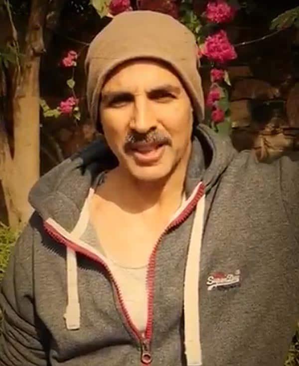Akshay Kumar is giving a major tease ahead of Jolly LLB 2 trailer release