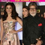 Star Screen Awards 2016 COMPLETE winners list: Alia Bhatt and Amitabh Bachchan take home the best actor and actress trophy