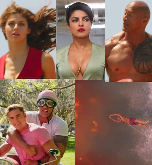 Baywatch trailer: Bikinis, beach and boys… and 1 second of Priyanka Chopra