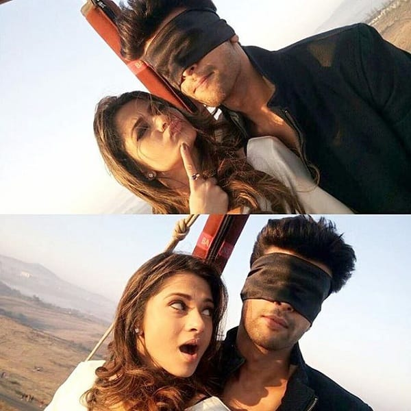 Jennifer Winget and Kushal Tandon's proposal scene was Beyhadh difficult to shoot – here's why!
