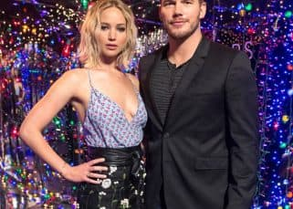 Jennifer Lawrence's grandparents fail to recognise her Passengers co-star Chris Pratt