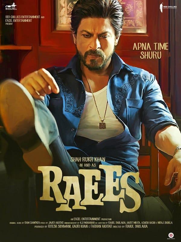 RAEES (2017) con SRK + Jukebox + Sub. Español + Online Cy_qSbqVIAAXzYf