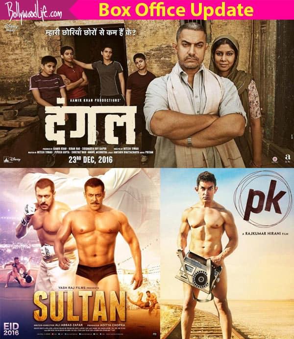 Aamir Khan's Dangal beats PK's opening weekend collection in overseas market but fails to surpass Salman Khan's Sultan